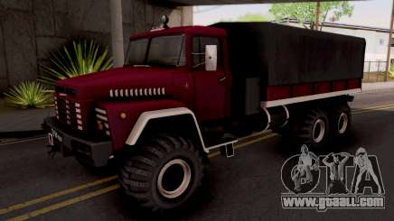 KrAZ-260 for GTA San Andreas