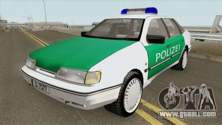 Ford Scorpio German Police for GTA San Andreas