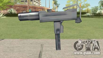 Micro SMG V1 (MGWP) for GTA San Andreas