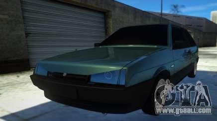 VAZ 2108 Low Tuning for GTA San Andreas