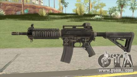 Custom AR-15 (Killing Floor 2) for GTA San Andreas