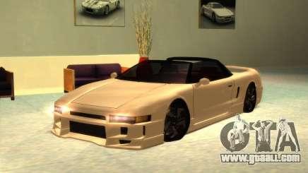 Pegassi Infernus New for GTA San Andreas