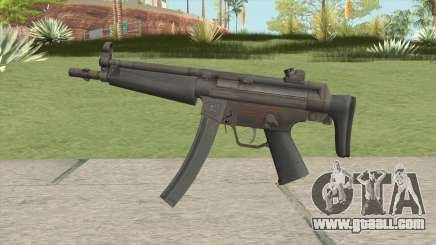 MP5 High Quality for GTA San Andreas
