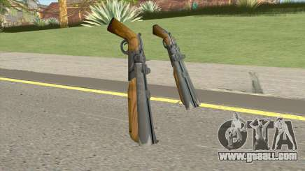 Sawnoff Shotgun (Fortnite) for GTA San Andreas
