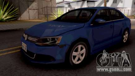 Volkswagen Jetta 2014 SA Style for GTA San Andreas
