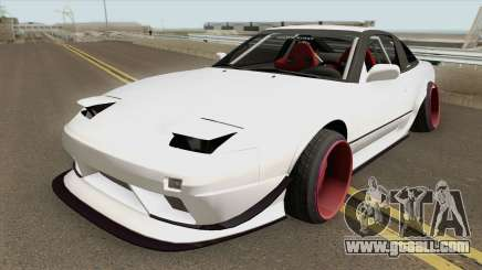 Nissan 240SX (MTA Tokyo Drift) for GTA San Andreas