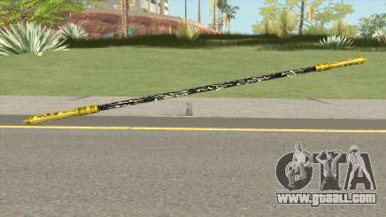 Chinese Golden Stick for GTA San Andreas
