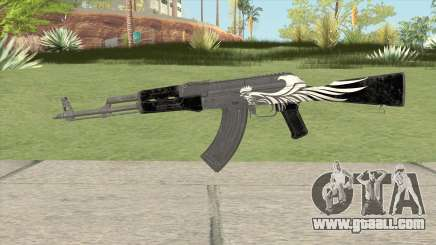 PUBG AK47 Glory for GTA San Andreas