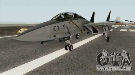 F-14 Tomcat Improved for GTA San Andreas