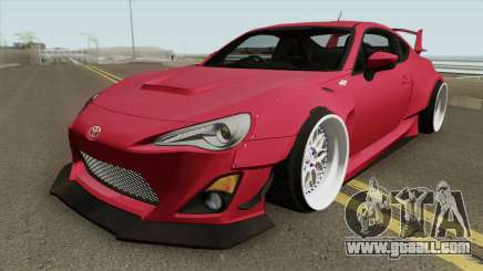 Toyota GT86 Rocket Bunny V1 for GTA San Andreas