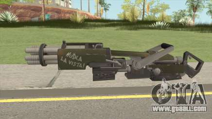 Minigun (Fortnite) for GTA San Andreas
