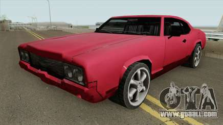 Sabre GT for GTA San Andreas