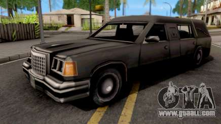 Romero Hearse GTA VC for GTA San Andreas