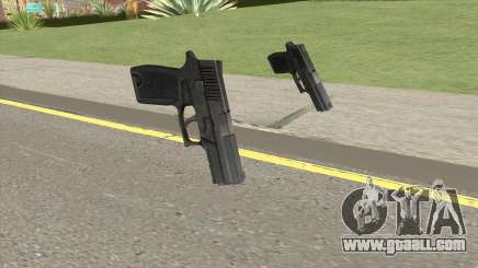 SIG Sauer P250 for GTA San Andreas