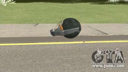 Grenade (Fortnite) for GTA San Andreas
