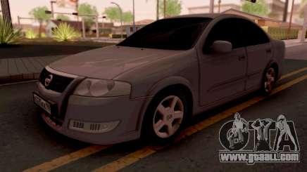 Nissan Almera Classic Oper Style for GTA San Andreas