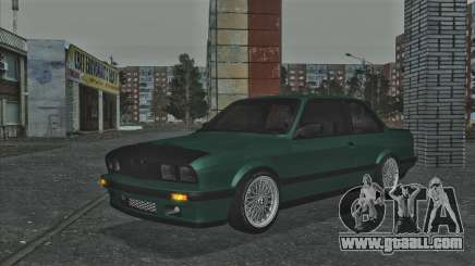BMW E30 Modified for GTA San Andreas