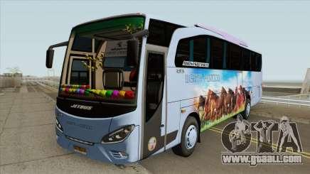 HINO RN285 Wisata Komodo for GTA San Andreas