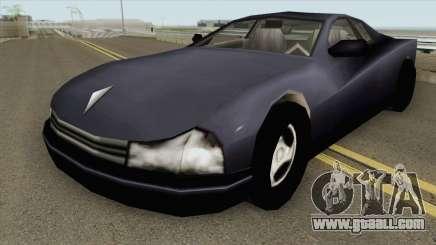 Cheetah GTA III for GTA San Andreas