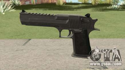 Desert Eagle High Quality for GTA San Andreas