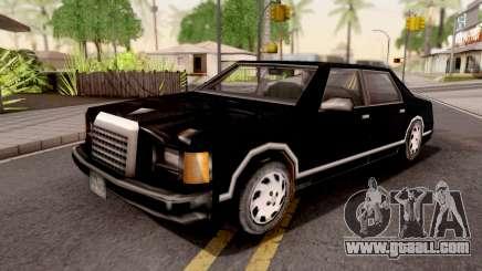 FBI Wahsington GTA VC for GTA San Andreas