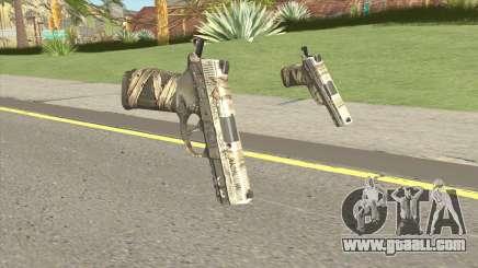 CSO FNP-45 Battle for GTA San Andreas
