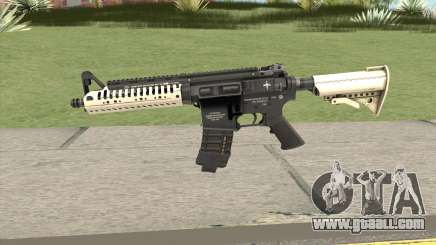 M4 (High Quality) for GTA San Andreas