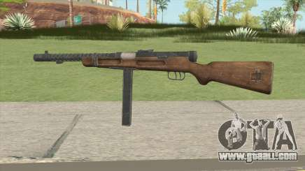 Beretta Mab-38A (Sniper Elite 4) for GTA San Andreas