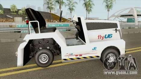 HVY Airtug GTA V for GTA San Andreas