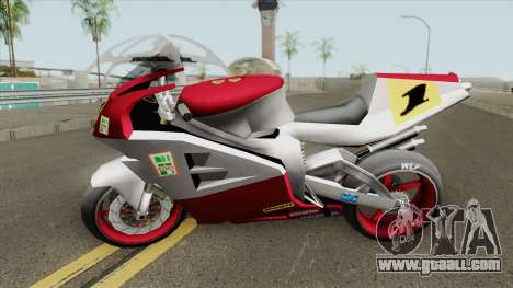 Beta NRG-500 Final for GTA San Andreas