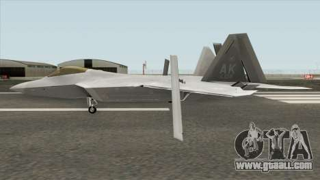 F-22 Raptor for GTA San Andreas
