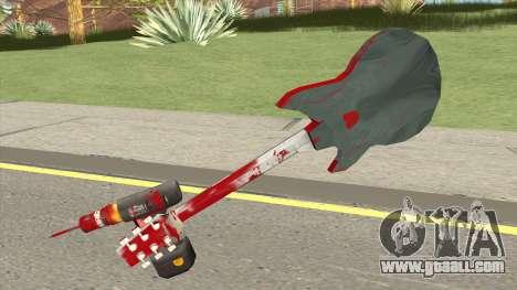 Lethal Drilltar V2 (Bleed) for GTA San Andreas