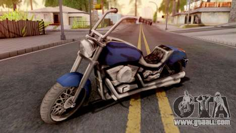 Freeway GTA VC Xbox for GTA San Andreas
