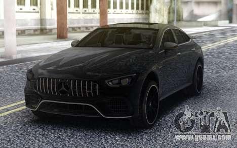 Mercedes-Benz AMG GT 4 Door for GTA San Andreas