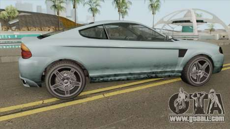 Bollokan Prairie GTA V (SA Style) for GTA San Andreas