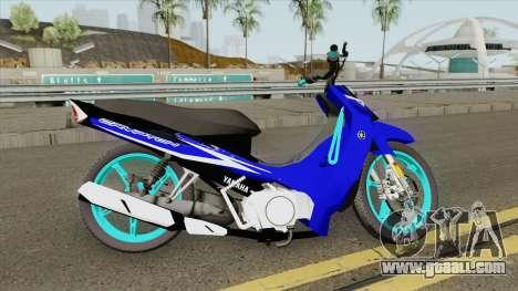 Yamaha New Crypton Stunt for GTA San Andreas