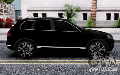 Volkswagen Touareg 2013 for GTA San Andreas