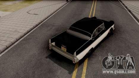 Declasse Tornado Sedan GTA V v2 for GTA San Andreas