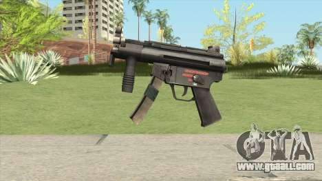 MP5K (PUBG) for GTA San Andreas
