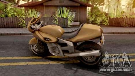 PCJ-600 GTA VC Xbox for GTA San Andreas