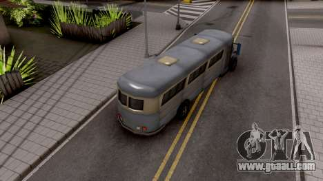 Bus from GTA VC for GTA San Andreas