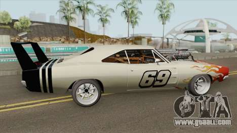 Dodge Charger 69 RT By Donz 1969 for GTA San Andreas
