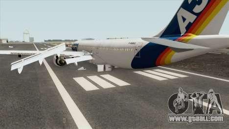 Airbus A330-300 GE CF6-80E1 for GTA San Andreas