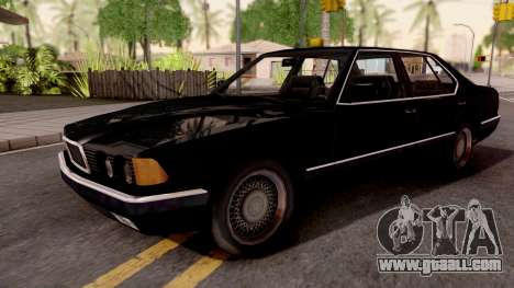Ubermacht Oracle 1992 for GTA San Andreas