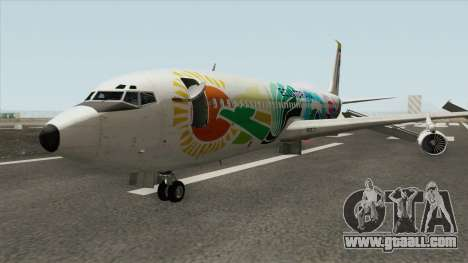 Boeing 707-300 ADV (Ecuatoriana De Aviacion) for GTA San Andreas