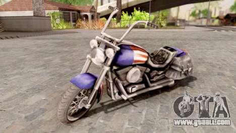 Angel GTA VC Xbox for GTA San Andreas