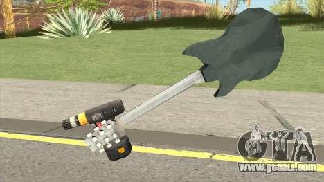 Lethal Drilltar V1 for GTA San Andreas