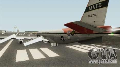 Boeing 707-300B (U.S. Air Force) for GTA San Andreas