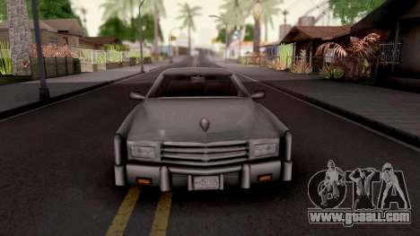 Esperanto GTA III Xbox for GTA San Andreas