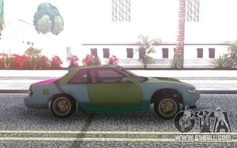 Nissan Silvia S13 Street Drift for GTA San Andreas